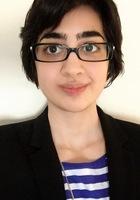 A photo of Layla, a PSAT tutor