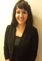 A photo of Olivia, a GRE tutor in Lansing, IL
