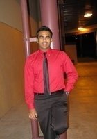 A photo of Syed, a tutor from UNLV