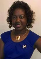 A photo of Marquita, a tutor from Georgia State University