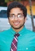 A photo of Salman, a MCAT tutor in West Virginia