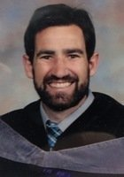A photo of John, a tutor from CSU Northridge