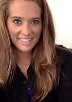 A photo of Ashley, a tutor from Goucher College