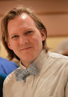 A photo of Andrew, a tutor from St Cloud State University