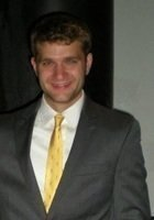 A photo of Michael, a tutor from Columbia University in the City of New York