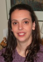 A photo of Theresa, a tutor from Lycoming College
