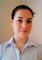 A photo of Caroline, a tutor from Juniata College