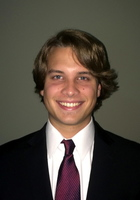 A photo of Brandon, a tutor from Washington University in St Louis