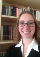 A photo of Angharad, a tutor from University of Exeter