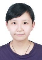 A photo of Wenjie, a tutor from Nanchang University