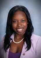 A photo of Jasmine, a tutor from Delaware State University