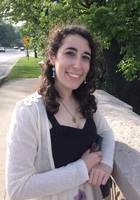 A photo of Ilana, a German tutor in Chicago, IL