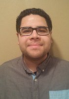 A photo of Antonio, a tutor from University of California-Merced