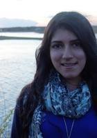 A photo of Simran, a tutor from University of California-Los Angeles