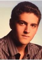 A photo of Greg, a tutor from Vanderbilt University