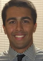 A photo of Alok, a tutor from University of California-Irvine