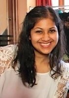 A photo of Shagun, a tutor from Sophie Davis School of Biomedical Education