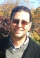 A photo of Khaled, a tutor from Mansoura University, Egypt