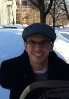 A photo of James, a ACT Writing tutor in Boston, MA