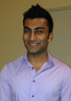 A photo of Mayank, a LSAT Reading Comprehension tutor