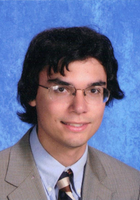 A photo of Armando, a tutor from Georgetown University