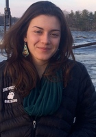 A photo of Adeline, a tutor from Bowdoin College