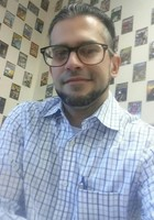 A photo of Cristian, a English tutor in New York, NY