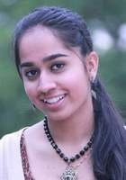 A photo of Vaishnavi, a Biology tutor in Shawnee, KS