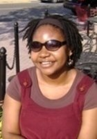 A photo of Marcelle, a tutor from Monterey Institute of International Studies