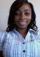 A photo of Janay, a tutor from University of South Carolina-Columbia