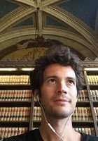 A photo of Andrew, a tutor from Columbia University in the City of New York