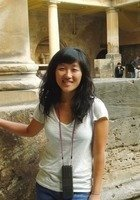 A photo of Amanda, a tutor from Boston College