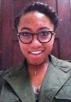 A photo of Brianna, a tutor from Howard University