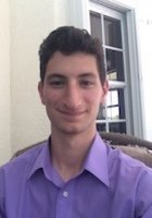 A photo of Zachary, a GRE tutor in Weston, FL