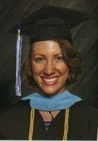 A photo of Megan, a tutor from Cal Poly, San Luis Obispo