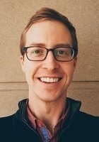 A photo of Ben, a tutor from George Washington University