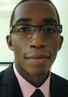 A photo of Charles, a tutor from Morehouse College