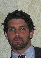 A photo of Chris, a tutor from UNC- Wilmington