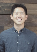 A photo of Woo, a tutor from University of California-Los Angeles