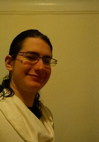 A photo of Shulamis, a tutor from Yeshiva University