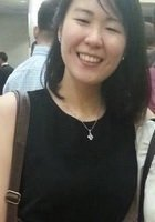 A photo of Susan, a tutor from Emory University