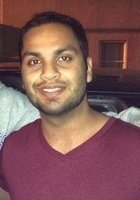 A photo of Samir, a GMAT tutor in Washington DC