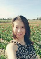 A photo of Meichi (Melanie), a tutor in Spokane County, WA