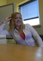 A photo of Alisha, a tutor from The University of Montana