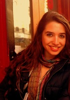 A photo of Claudia, a tutor from University of Florida