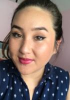 A photo of Martina-Alexandra, a CAHSEE English tutor
