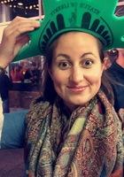 A photo of Meg, a ASPIRE tutor in New York