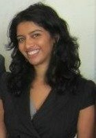 A photo of Priya, a GMAT tutor in Washington DC