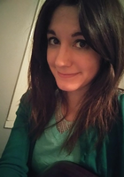 A photo of Sophia, a tutor from USF