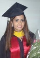 A photo of Sidra, a tutor from University of Maryland-College Park